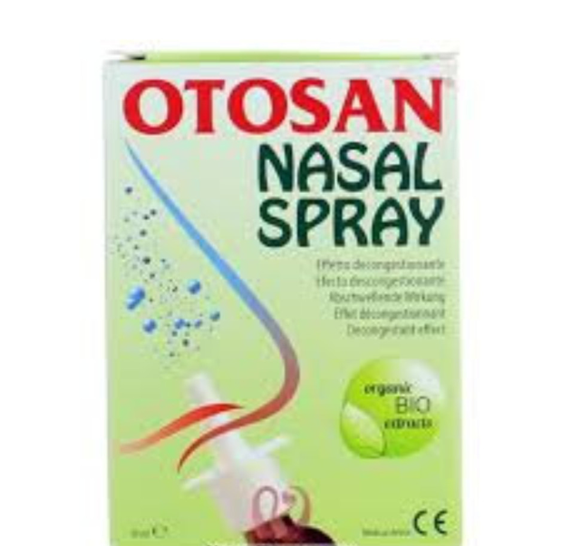 Otosan Nasal Spray is a gentle formula to relieve a blocked nose and it's suitable for babies and young children