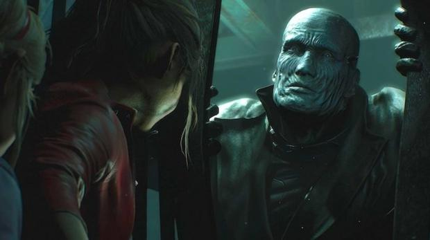 Resident Evil 2 - Brilliant homage to one of the scariest