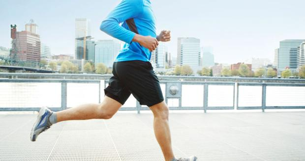 Exercise outdoors is particularly beneficial