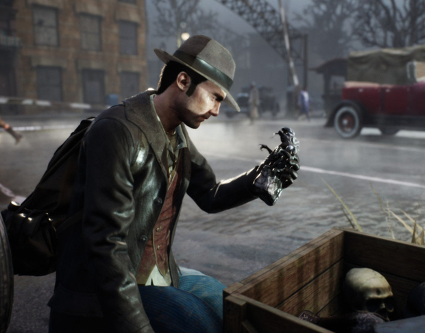 The Sinking City is a very enjoyable game with some let downs