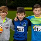 Taking part in the Campile United FC 5km fun run were Leo Sutton, Dunbrody; Cian Dwyer, Campile and Niall Sutton, Dunbrody