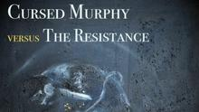 The cover image for Cursed Murphy versus The Resistance's new single, 'Climb'.