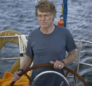 'All is Lost' may be the chance for Robert Redford to finally land an Oscar for his acting performance.