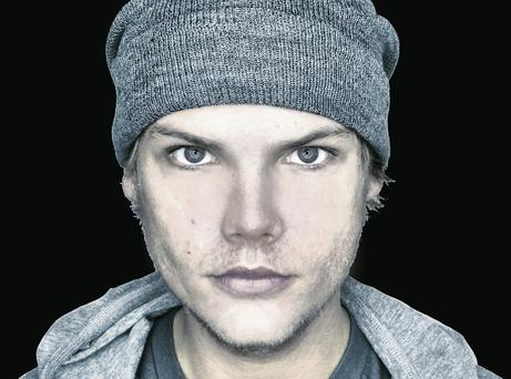 Avicii - fastest selling song of the year in the UK.