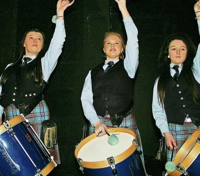 New Ross and District Pipe Band