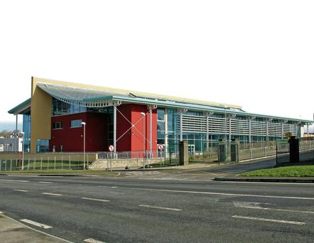 The Apex pool and leisure centre