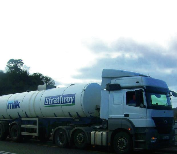 Strathroy tanker