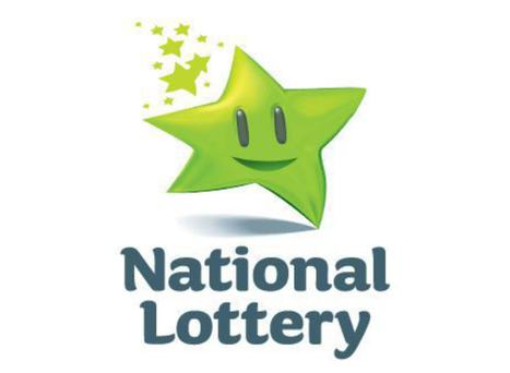 National Lottery jackpot this Saturday is €6 million Credit: National Lottery