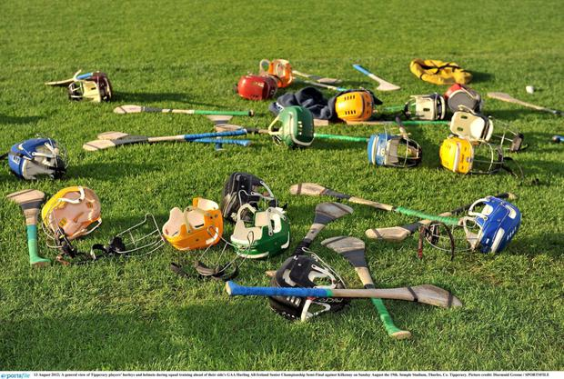 The incident happened during the game between Clonakenny and Newcestown