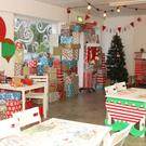 The Elves' workshop at Craft Central