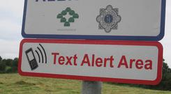 One of the main areas where the Joint Policing Committee (JPC) will focus will be on community text alert schemes