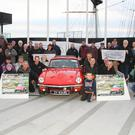Members of the Wexford Sports and Classic Car Club at the launch of their Copper Coast Challenge 2016 at the Dunbrody Visitor Centre. The event is running on this Saturday and Sunday
