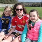 Siobhan Murphy, Molly Diviney and Ellen Duggan