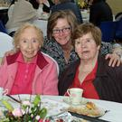 Maureen Bailey, Julie Henneberry and Mary Kealey