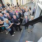 The National Opera House unveiling ceremony last year: celebrations continue with a bigger festival in 2017
