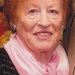 The late Imelda Behan O'Rourke