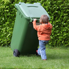 Households across the county will have to get used to 'pay by weight' bin charges very soon