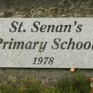 The land is outside the existing St. Senan's school boundary