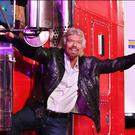 Richard Branson of Virgin Media