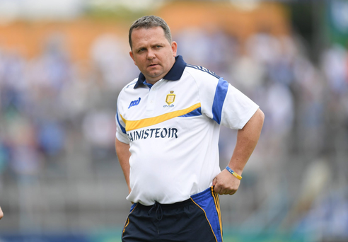 Davy Fitzgerald: fresh faces