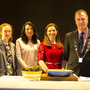 Cliona Connolly, Wexford County Council, Ella Ryan, Waterford City and County Council, Catherine Fulvio, chef, Michael Whelan, Cathaoirleach, New Ross Municipal Council, and Odile Le Bolloch, EPA
