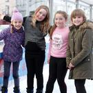 Stella Cleary, Louise Doyle (celebrating her 9th birthday), Jodie Scallan and Isobelle McGuire