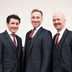 The Three Tenors will be appearing at Rowe Street Church
