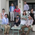 The cast of New Ross Drama Workshop's 'All My Sons'