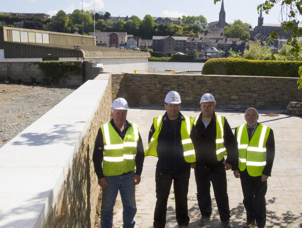 €1 5m flood works to lift town - Independent ie