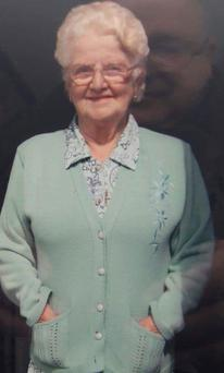 The late Maggie Carthy