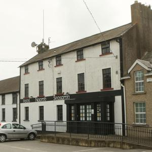 The Naomh Seosamh Hotel in Fethard-on-Sea