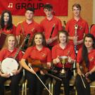 The under-18 Groupa Ceoil winners at the recent Leinster Fleadh