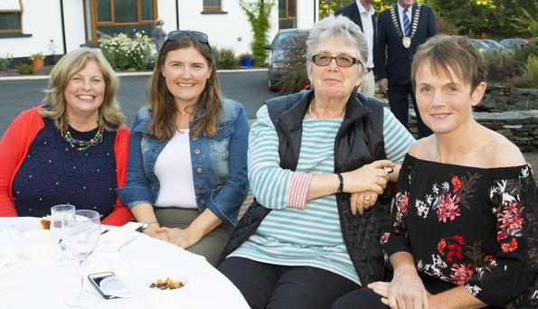 Colette Savage, Angela Deveraux, Gilly Thomas and Ann O'Connor