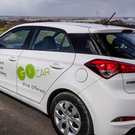 One of the GoCars on the road