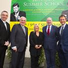 Larry Donnelly, Bertie Ahearn, Verona Murphy, Mark Durkan, Tony Connelly and Dr. Brian Murphy