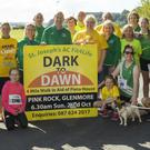 St Joseph's Athletic Club recently launched their Dark to Dawn walk on Sunday, October 22