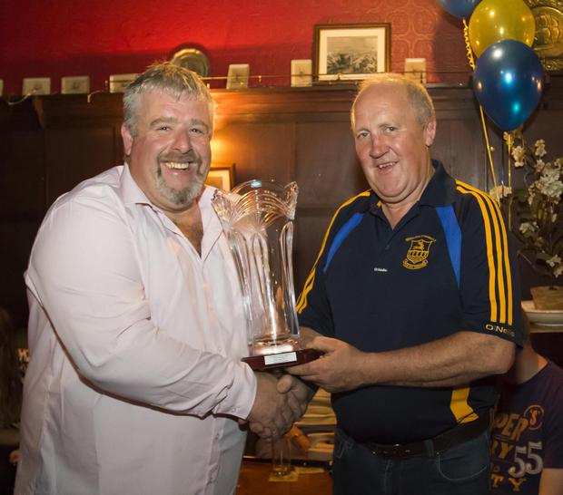 Tommy Is O Hanrahan S Club Person Of The Year Independent Ie
