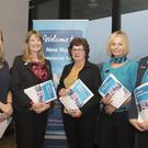 Bank of Ireland New Ross Enterprise Town organising committee: Geraldine O'Brien, Patrice Byrne, manager Bank of Ireland New Ross; Ann Dwyer, Chamber of Commerce; Eileen Hackett and Edel Murphy, Bank of Ireland New Ross