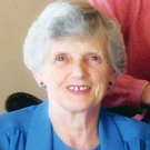 The late Colette Hart