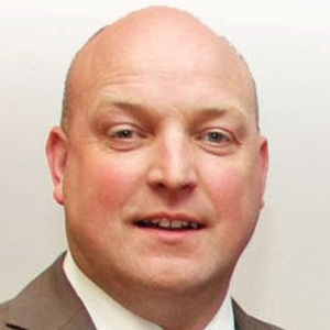Cllr Anthony Connick.