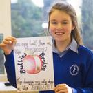 Our Lady of Lourdes 1st year student Saoirse Carey