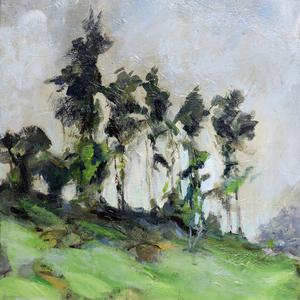 Landscape, by overall winner Dorothy Hatton
