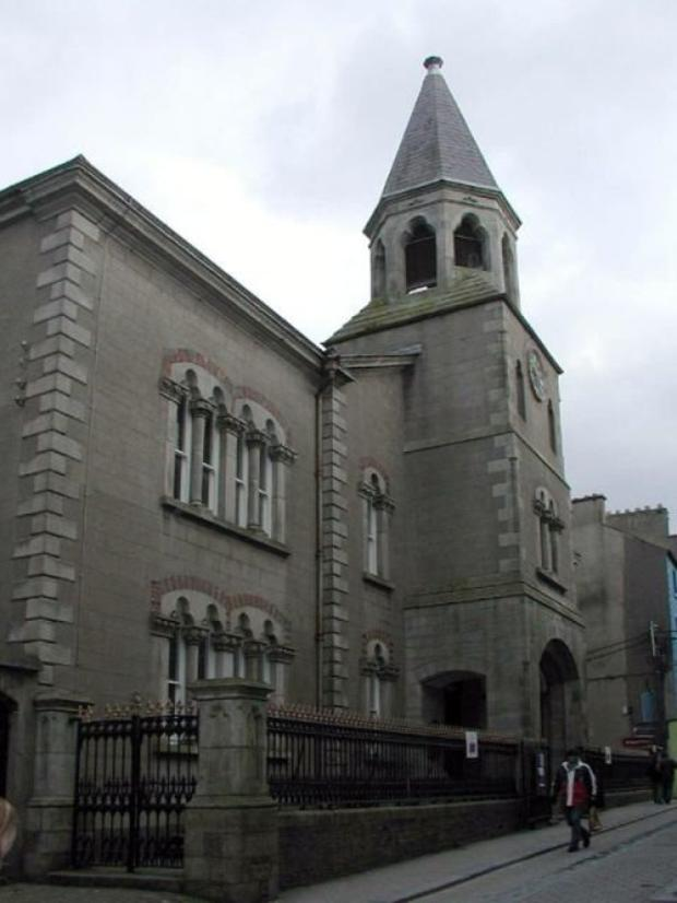 St Iberius Church in Wexford town