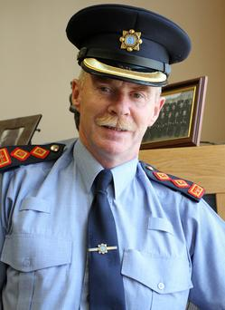 Retired Chief Superintendent John Roche