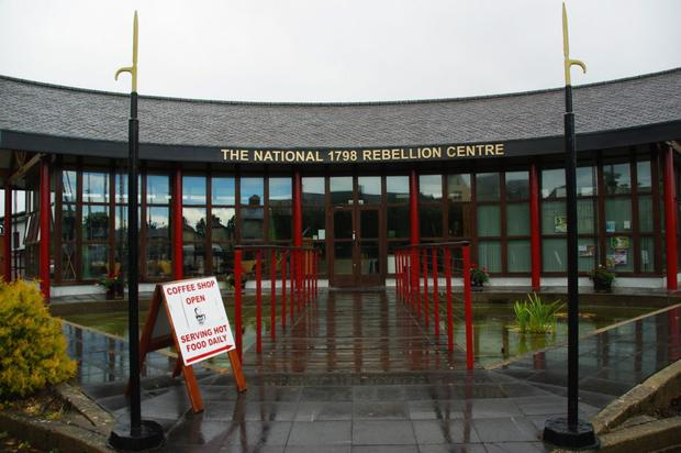 The National 1798 Rebellion Centre in Enniscorthy.
