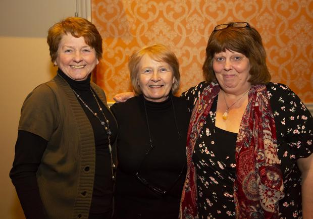 '3 Nualas from Monaseed ICA' (from left) Margaret Gilbert, Dolores Tindell and Susan Nolan