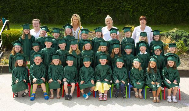 Maple Tree graduation, Ballyanne