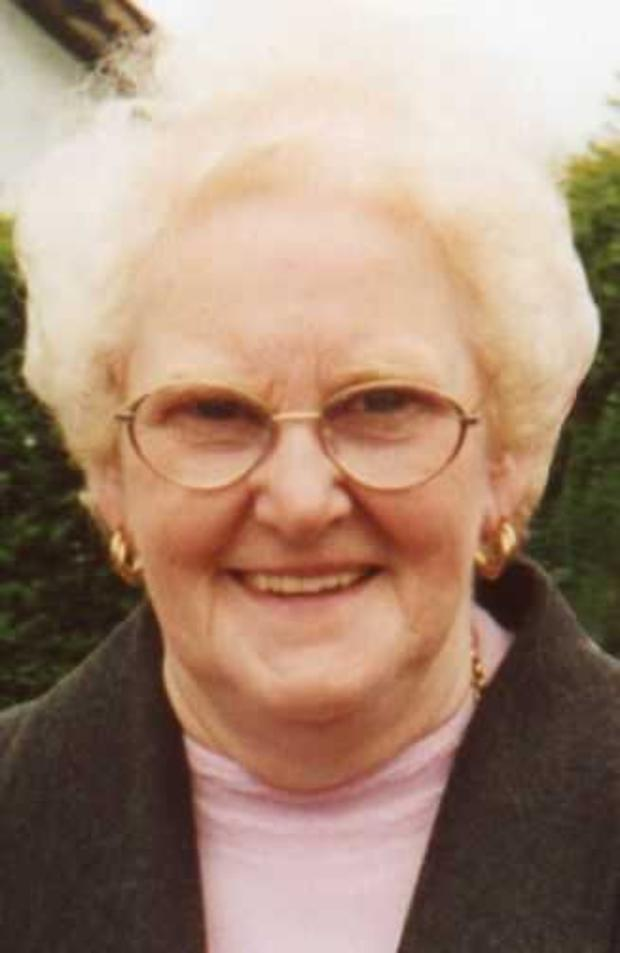 The late May Fogarty Hennessy