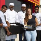 Hundreds of dishes were made up to be sold to the Indian community in New Ross, Enniscorthy, Wexford and Carlow