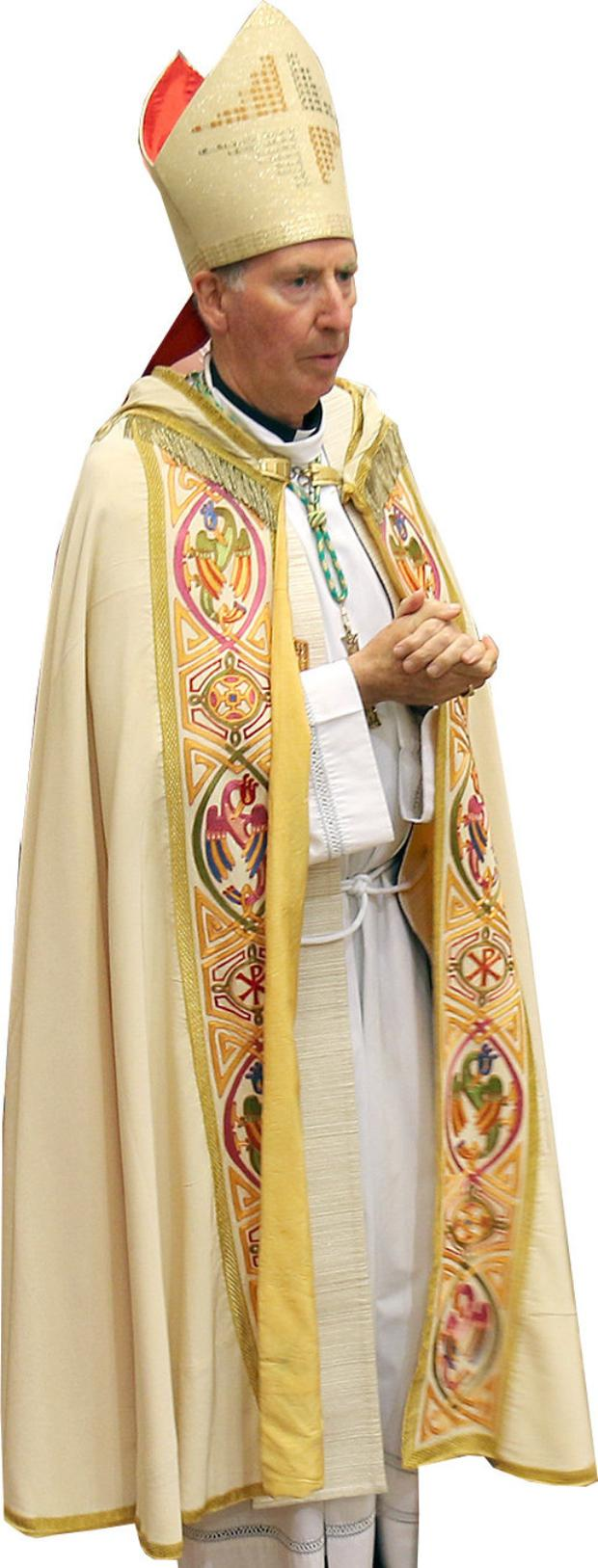 Bishop Denis Brennan